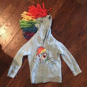 Other - My little pony sweatshirt